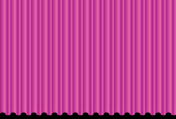curtainsmagenta